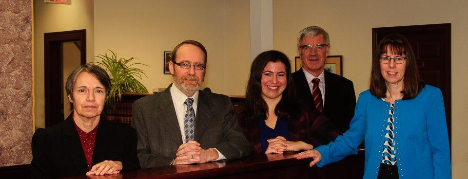 Dedicated Team of Legal Professionals